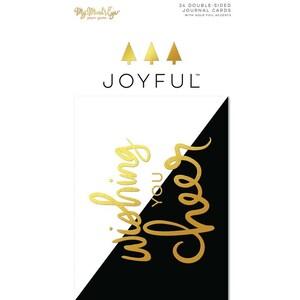MyMindsEye Joyful - Journal Cards