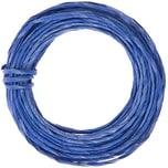 Papierdraht 2mm 5m blau