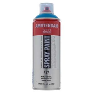 AMSTERDAM Spray 400ml königsblau