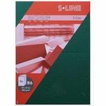 Artoz Doppelkarte S-Line B6 200g/m² 5 Stück tannengrün