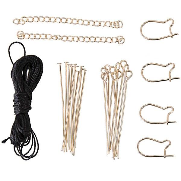 Jewellery Made by Me Zubehör Mix godlfarbig 27teilig