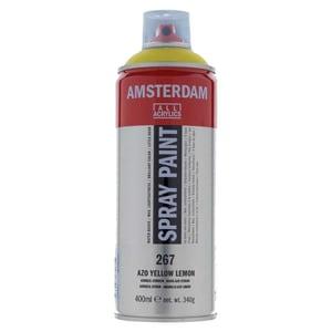 AMSTERDAM Spray 400ml azogelb zitron