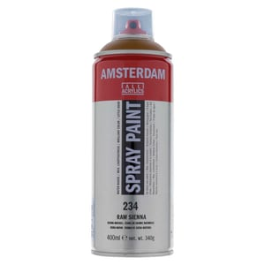 AMSTERDAM Spray 400ml siena natur