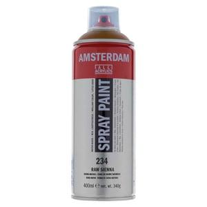 AMSTERDAM Spray 400ml Siena natur