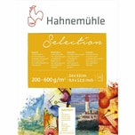 Hahnemühle Aquarell Selection Block 24x32cm 12 Blatt