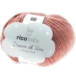 Rico Design Baby Dream dk uni - A Luxury Touch 50g 115m beere