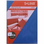 Artoz Kuvert S-Line C6 100g/m² 5 Stück marine