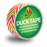 Duck Tape Klebeband 19mm 4,5m crazy neon