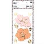 Paper Poetry Sticker Blüten 4 Blatt