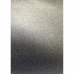 Artoz Glitterpapier selbstklebend A4 230g/m² anthrazit