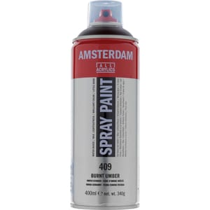 AMSTERDAM Spray 400ml umbra gebrannt