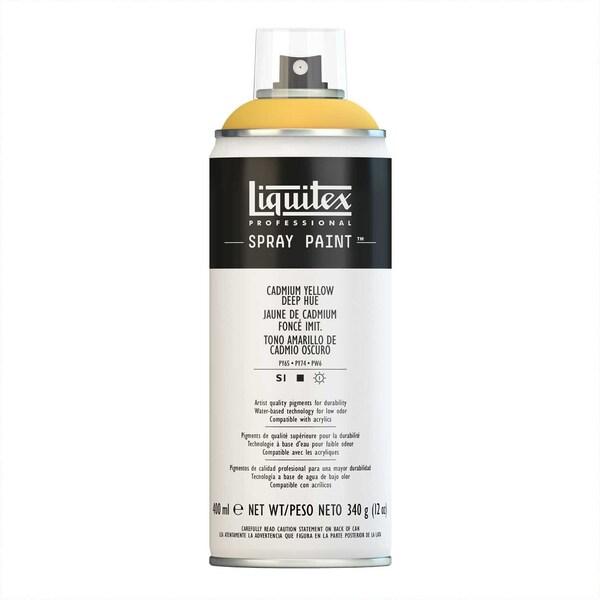 Liquitex Acrylspray 400ml kadmiumgelb dunkel