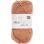 Rico Design Baby Cotton Soft dk 50g 125m pfirsich