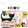 MyMindsEye Scrapbooking Mixed Bag Meow 50 Motive