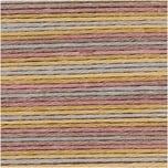 Rico Design Baby Cotton Soft Print dk 50g 125m senf-beere