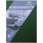 Artoz Bogen Serie 1001 A4 5 Stück racing green