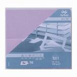 Artoz Tischkarte Serie 1001 220g/m² 5 Stück flieder