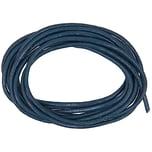 Rico Design Lederband 1,5mm 1m blau