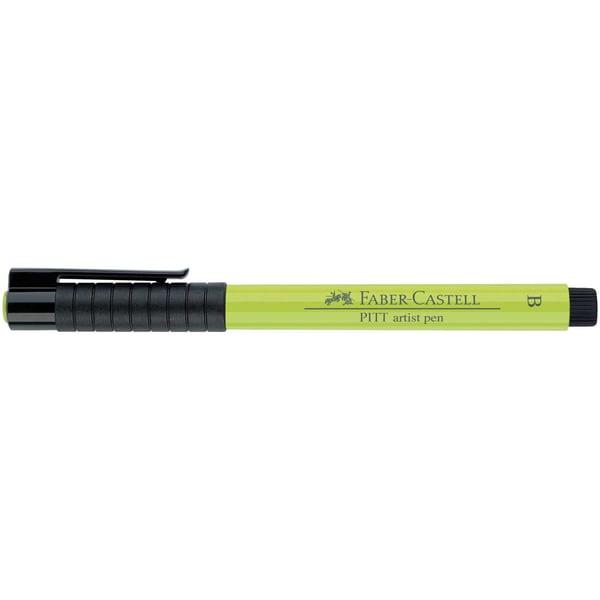 Faber Castell PITT artist pen brush lichtgrün
