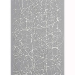 HobbyFun Sisal Tischband 17cm weiß