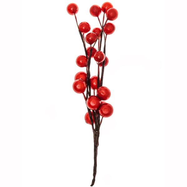 Beerenpick rot 17cm