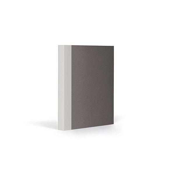 FANTASTICPAPER Notizbuch A6 liniert stone-warmgrey
