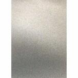 Artoz Glitterpapier selbstklebend A4 230g/m² silber