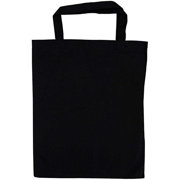 Rico Design Tragetasche schwarz 38x42cm