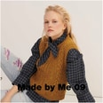 Rico Design Fashion Modern Tweed aran 50g 95m senf