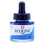 ECOLINE flüssige Wasserfarbe 30ml preussischblau