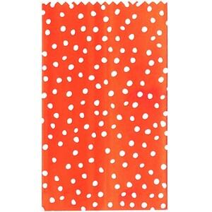 Paper Poetry Bastelset Papiertüten-Sterne Punkte klein rot