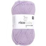 Rico Design Baby Cotton Soft dk 50g 125m veilchen