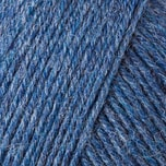 REGIA 4fädig 100g 420m jeans meliert