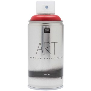 Rico Design Art Acrylic Spray 250ml rot