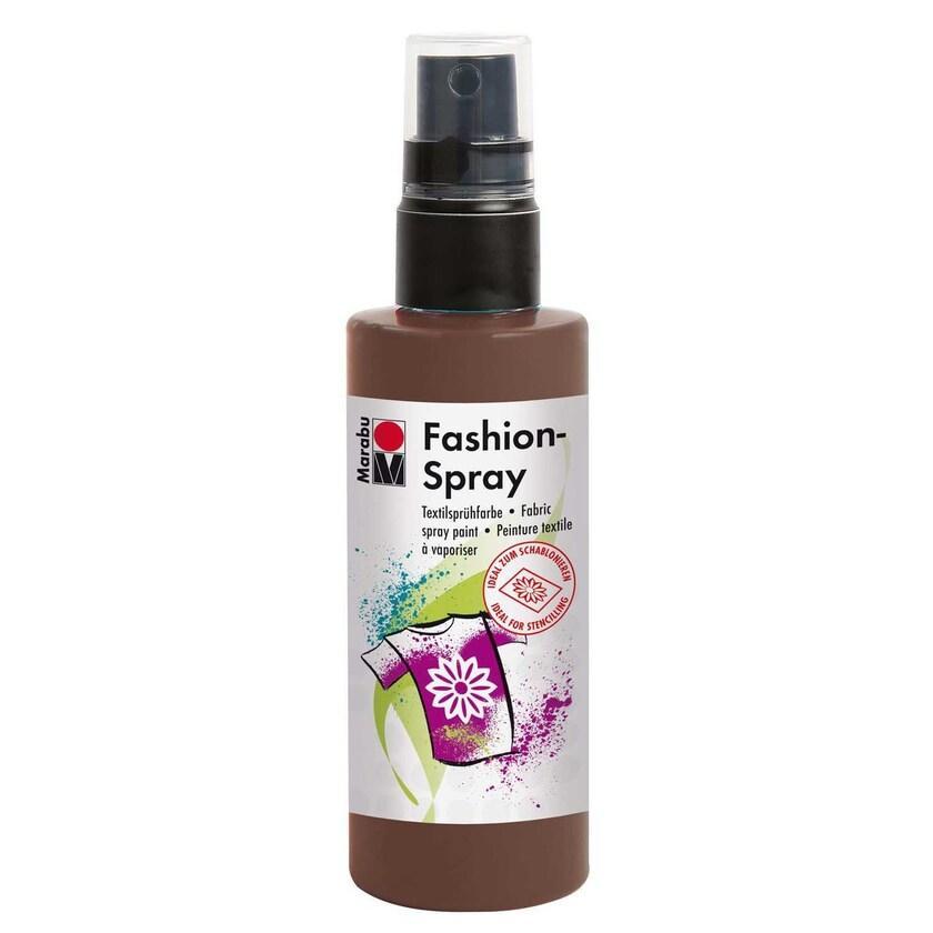 Marabu Fashion Spray 100ml kakao