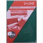 Artoz Kuvert S-Line C6 100g/m² 5 Stück tannengrün