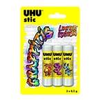 UHU Stic Design Graffiti 3x8,2g