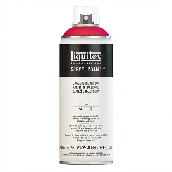 Liquitex Acrylspray 400ml Quinacridone karmesin