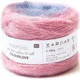Rico Design Essentials Super Kid Mohair Loves Silk Colourlove 100g 265m oliv