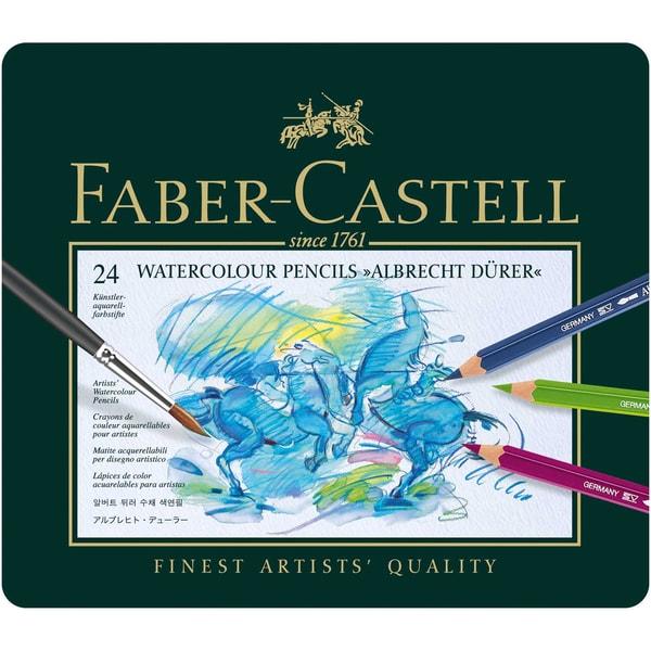 Faber Castell Albrecht Dürer Metalletui 24teilig