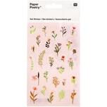 Paper Poetry Gelsticker Bunny Hop Streublumen