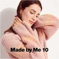 Rico Design Fashion Light & Long Tweed dk 50g 185m vanille-rosa