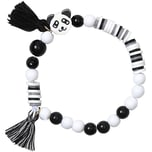 Jewellery Made by Me Mini Perlen Armband Set schwarz-weiß