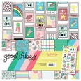 DECOHOBBY MyMindsEye Good Vibes- Paper & Accessories Kit