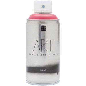 Rico Design Art Acrylic Spray 250ml koralle