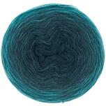 Rico Design Creative Wool dégradé 200g 800m türkis