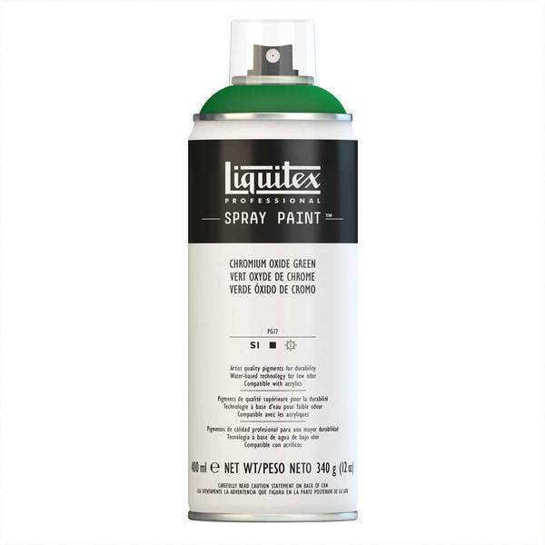 Liquitex Acrylspray 400ml chromoxidgrün