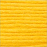 Rico Design Essentials Super Chunky 50g 80m gelb
