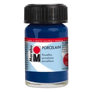 Marabu Porcelain 15ml nachtblau