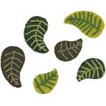 Rico Design Filzblätter klein 6 Stück